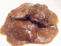 Cocinando entre cacharros: CARRILLERAS DE CERDO EN SALSA DE PEDRO XIMENEZ