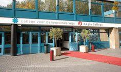 ik ga naar het Regio College in Purmerend. ik volg  de opleiding marketing&communicatie.