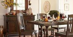 Designer Dining Room by