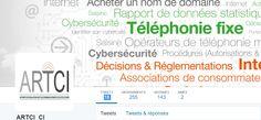 """COTE D'IVOIRE : ARTCI vs Opérateurs de téléphonie, le tweet qui a créé le """"bad-buzz"""""""