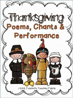 Free Thanksgiving unit, writing, and craft!