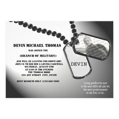 it's amazing 'cause my boyfriend just went off to bootcamp, and his name is Devin :)
