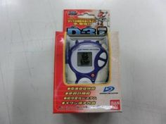 NEW! Digimon Adventure 02 D-3 Version 2 Blue & White Digivice Japan 727 #BANDAI