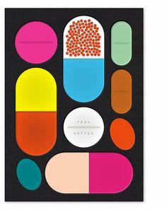 Erin Jang Gravure Illustration, Illustration Art, Medicine Illustration, Medical Posters, Medical Logo, Get Well Soon, Grafik Design, Graphic Design Inspiration, Colour Inspiration