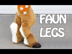 Spotted Faun Legs
