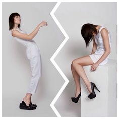 White#and#black#fashion#quality#from#polish#designer