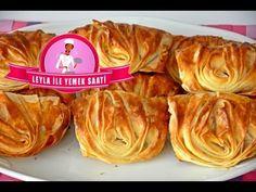 Mercimekli Büzgülü Börek Tarifi - Leyla ile Yemek Saati