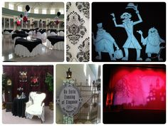 Blank Canvas - Photos: Theme Party Decorations