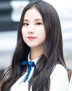 ; [Throwback] 160409 • KBS Cool FM Pop Square with Park Jiyoon✨ ©은하수닷컴 Kpop Girl Groups, Korean Girl Groups, Kpop Girls, My Beauty, Asian Beauty, Hair Beauty, Jung Eun Bi, Beauty Contest, Girl Inspiration