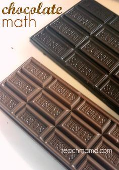chocolate math: age