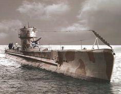 U-Boats ~ Germany U-Boat type! ~ BFD