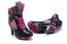 http://www.nikeriftshoes.com/air-jordan-5-v-womens-heels-ankle-boots-2012-black-pink-new-fashion-cheap.html Only$119.00 AIR #JORDAN 5 V WOMENS HEELS ANKLE BOOTS 2012 BLACK PINK NEW FASHION CHEAP #Free #Shipping!