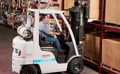 Requirements to Become a Forklift Operator http://www.marconoire.com/requirements-to-become-a-forklift-operator/ If you have ever considered a career as a forklift driver, then let this article guide on how to get started on the certification process.