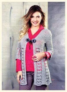 Crochet.es.un.arte!: Revista 2013: Distintos modelos con Graficos ..