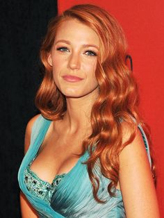 15 Blake Lively Hair Moments We'll Never Forget via @ByrdieBeautyUK