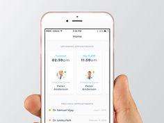 Medical App by Ionut Zamfir