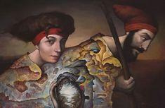 Болгарские художники Vladimir & Daniela Ovtcharov