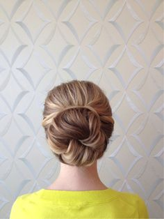 The most beautiful bun that we ever did see! By Casey Powell