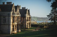 Coombe Lodge in Blagdon, North Somerset