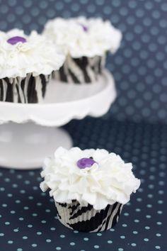 Diesel Loverdose Cupcakes (Cupcakes de vainilla y mandarina con un toque de regaliz)