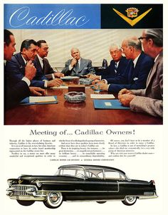 Meeting of Cadillac Owners