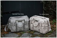 Camera/laptop bag.. just wish it was leather. (They have them, but way too expensive)  The White Rabbit- Evermore Bag