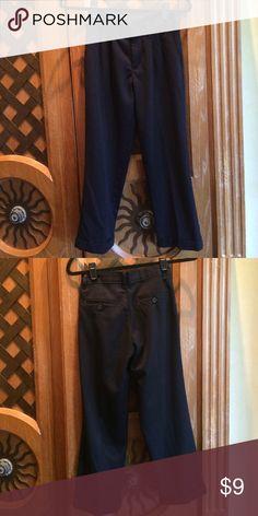 Boys Navy Blue Slacks Boys 10 regular slacks. Good condition Van Heusen Bottoms Casual
