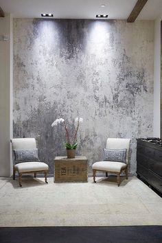 Как покрасить стены, чтобы не было скучно