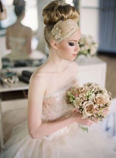 Ballet-inspired wedding