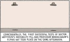 A cartoon for New Scientist.