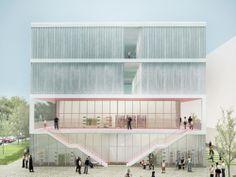 Hallway House / NL Architects
