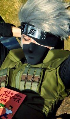 Kakashi... #naruto #cosplay