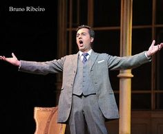 Bruno Ribeiro, tenor