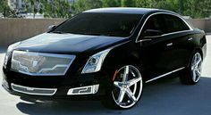 Lexani Wheels, the leader in custom luxury wheels. 2013 Cadillac XTS with Chrome R-Four. Cadillac Xts, Pink Cadillac, Cadillac Eldorado, 1959 Cadillac, Muscle Cars, Donk Cars, Cars Usa, Cadillac Fleetwood, Audi Cars