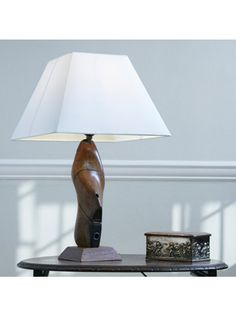 At last... a quality lamp for the home that isn't just cobbled together!