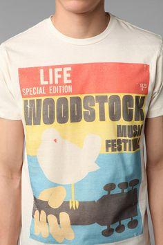Woodstock Poster Tee