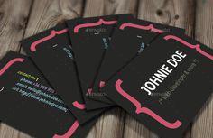 Creative Web Developer Business Card Templates – PSD,Indesign,Ai