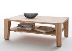 Couchtisch rechteckig Naid Holz Kernbuche 20470. Buy now ...