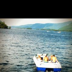 My actual home sweet home! Lake George, NY