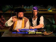Disney Junior España | Canta con Disney Junior: A qué huele en el barco - YouTube