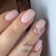 102 simple photos of nail design. Simple nail design for self manicure. Pink Nail Art, Manicure Y Pedicure, Pink Nails, Matte Nails Glitter, Acrylic Nails, Long Gel Nails, Nail Art Blog, Strong Nails, Simple Photo