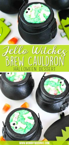 Jello Witches Brew C