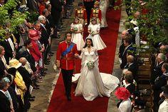 A Look Back at the Royal Wedding   Brides.com