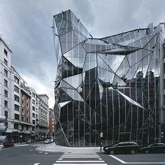 Basque Health Department Headquarters | Bilboa | Spain | Coll Barreu Arquitectos