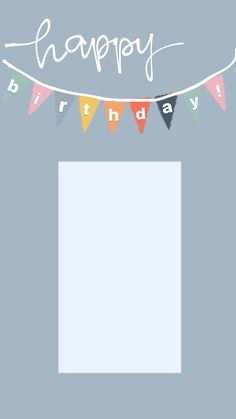 Birthday Qoutes, Happy Birthday Wishes, Creative Instagram Stories, Instagram Story Ideas, Instagram And Snapchat, Instagram Tips, Frame Template, Templates, Happy Birthday Template