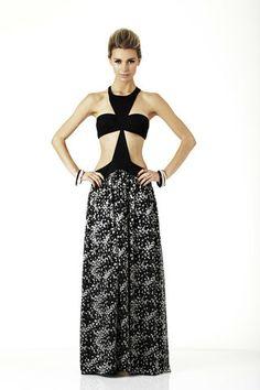 Skye Harte Angelina Maxi Dress $499.00 - Skye Harte