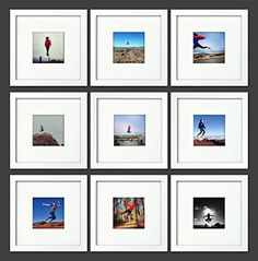 tiny mighty frames wood square instagram phot