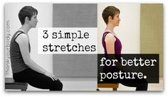 Simple stretches for