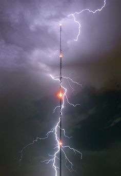 *Lightning Rod (by Norm Cooper)
