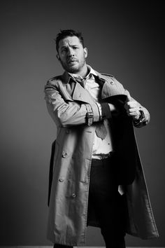 The Unseen Pictures From Our Tom Hardy Cover ShootEsquire Uk